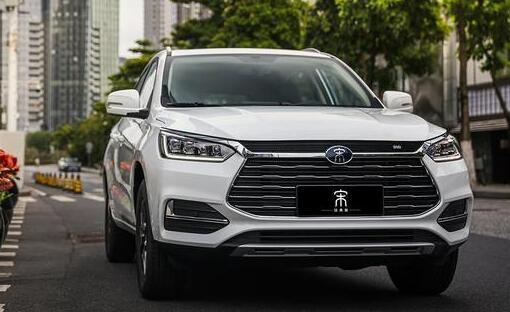 2021年4月10万SUV销量排行榜 比亚迪宋同比暴涨491.72%第一