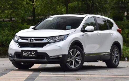 2020年11月20万SUV销量排行榜 本田CR-V同比增长28.43%排第一