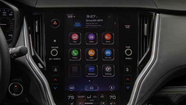 2020款斯巴鲁傲虎试驾视频 高科技配置丰富驾乘舒适