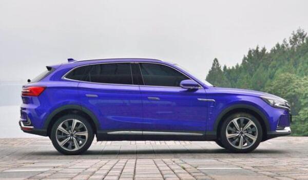 上海大众荣威suv车型大全 荣威8款suv车型(荣威rx3仅售6万)
