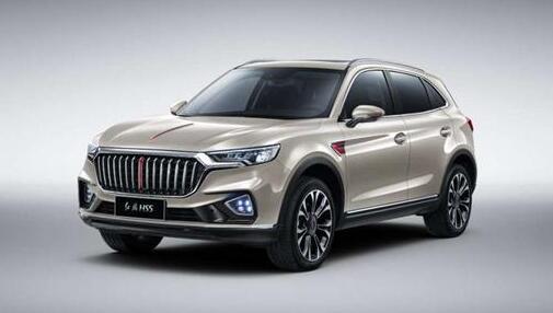 2021年5月中型SUV销量排行榜 红旗HS5首次夺冠(同比上涨47.26%)