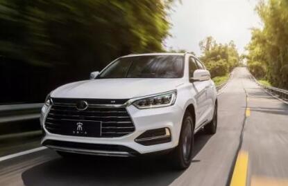2020年11月10万SUV销量排行榜 比亚迪宋同比上涨3.41%(排第一)