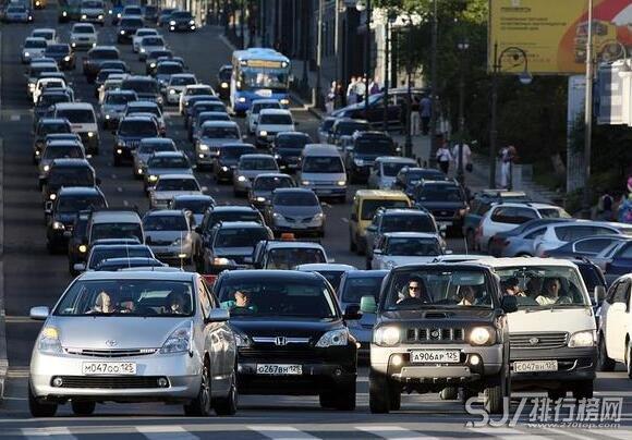 4月全球汽车销量排行榜,中国排第一