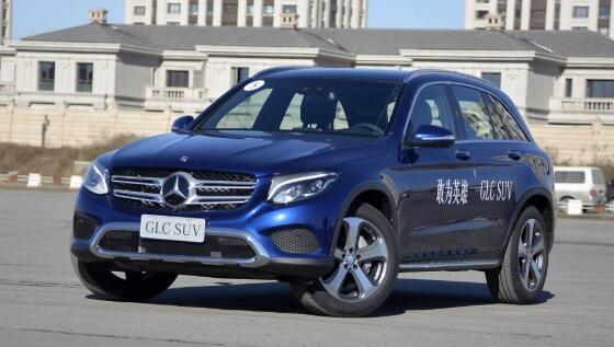 2020年6月50万SUV销量排行榜 奔驰GLC再胜老对手得第一