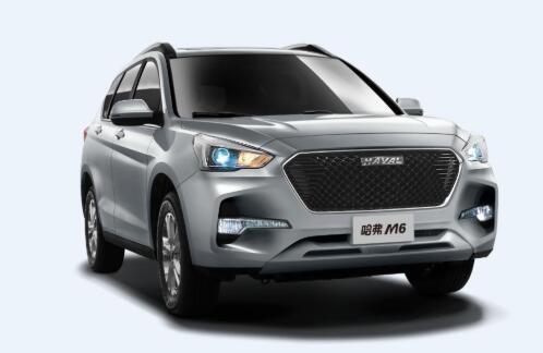 2020年12月10万SUV销量排行榜 哈弗M6(6.60-9.29万)上涨28.98%