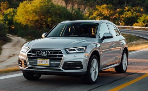 2020年9月豪华SUV销量排行榜 奥迪Q5L销量最高再拿第一