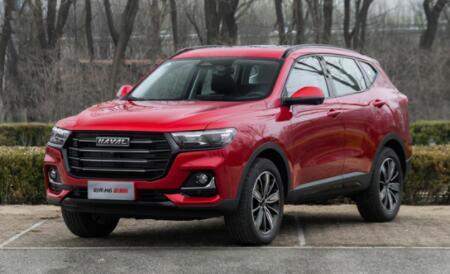 2021年3月10万SUV销量排行榜 哈弗M6为哈弗再添一冠