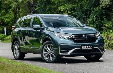 2021年4月20万SUV销量排行榜 本田占榜前二名(CRV第一)