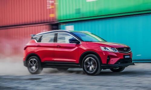 2020年7月10万SUV销量排榜 吉利缤越销量连续2个月破万
