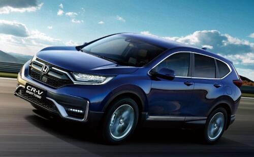 2021年2月20万SUV销量排行榜 仅本田姊妹花销量过万