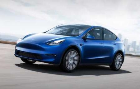 2021年5月豪华SUV销量排行榜 特拉斯Model Y售12728辆冲到第一