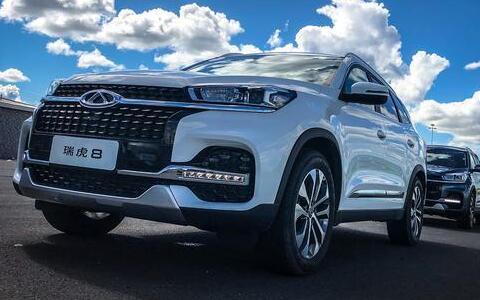 2021年4月中型SUV销量排行榜 瑞虎8同比大涨171.48%夺冠