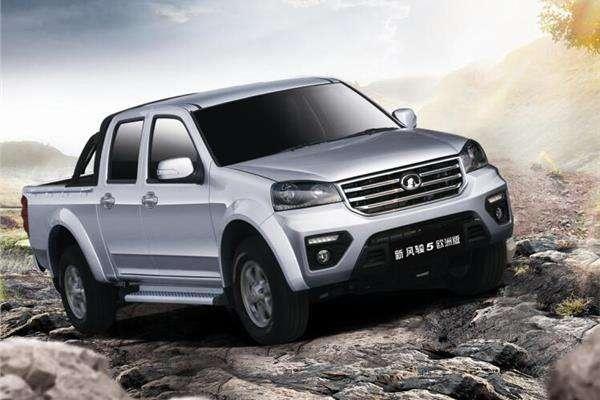 6月中国皮卡汽车销量排行榜 大通T60增长176.2%